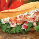 Citrus Dill Lobster Roll