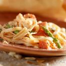 Creamy Lobster Linguini