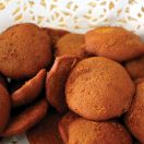 Traditional Molasses Cookies