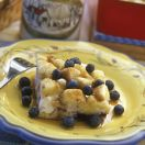 Blueberry Brunch Strata