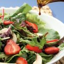 Mixed Green Salad with Balsamic Vinaigrette