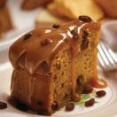Sweet Potato Bundt  Cake with Sugar Glaze