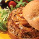 Body Break's Barbecue Turkey Burgers