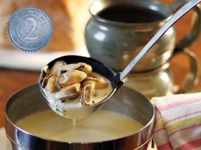 Mussel Bisque