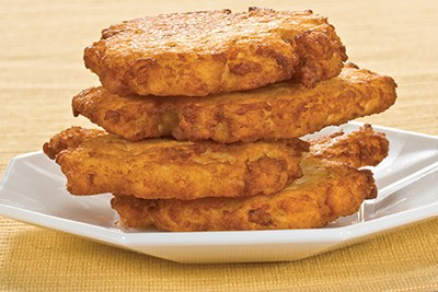 Mavor's Smoked Butter Potato Cakes