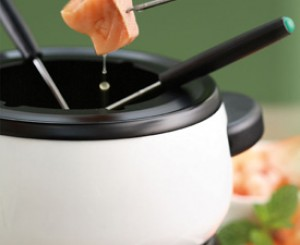 Asian-Style Broth Fondue