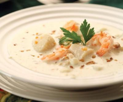 Atlantic  Seafood Chowder