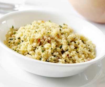 Citrusy Couscous Salad