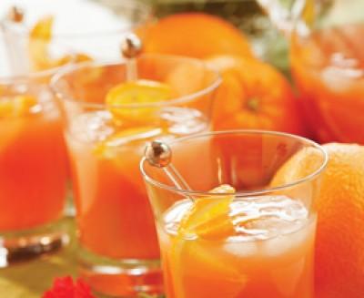 Cranberry Orange Spritzer - Saltscapes Magazine