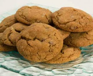 Acadian Molasses Cookies