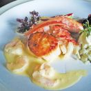 Butter Poached PEI Lobster