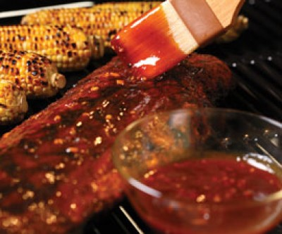 Ribs with Dry Rub and Smoky BBQ Sauce - Saltscapes Magazine