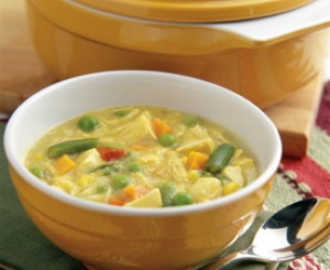 Too-Sick-to-Cook Chicken Soup