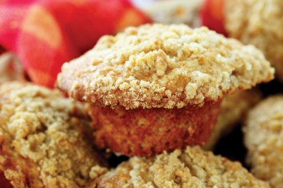 Louise's Maple Muffins - Saltscapes Magazine