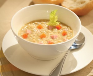 Reduced-Salt Newfoundland Pea Soup
