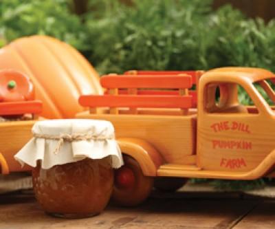 The Dill Family's Favourite Pumpkin Jam